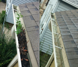 Columbus, OH Gutter Cleaning